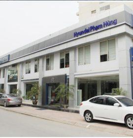 Đại lý ô tô Hyundai Hà Nội 1