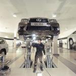 Đại lý Lexus Trung Tâm Sài Gòn