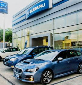 Đại lý Subaru Hà Tĩnh