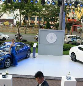 Đại lý Maserati Tp HCM