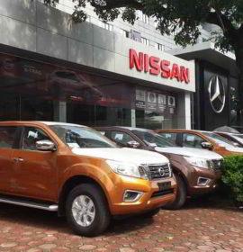 Đại lý Nissan Hà Nội