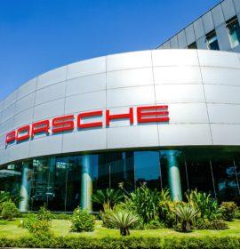 Đại lý Porsche Sài Gòn
