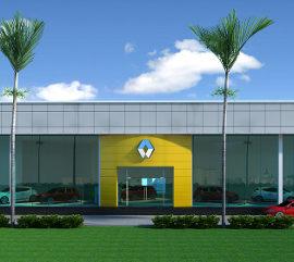 Đại lý Renault Vinh