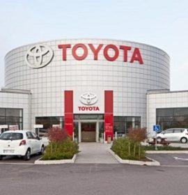 Đại lý Toyota Quảng Trị
