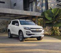 """Chevrolet Trailblazer – Kẻ """"tiên phong"""" đến muộn"""