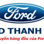 Đại lý Ford Thanh Hóa