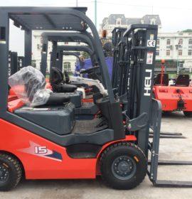 Công ty TNHH xe nâng Bình Minh- CN Hồ Chí Minh