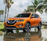 Hình ảnh mới nhất của Nissan X-Trail phiên bản 2018
