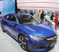 Honda Civic thế hệ mới sẽ ra mắt vào năm 2019