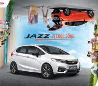 Honda Việt Nam giới thiệu mẫu xe Honda Jazz hoàn toàn mới