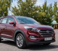 Hyundai Tucson 1.6 Turbo: Sức mạnh ấn tượng!