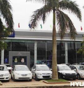 Đại lý ô tô Hyundai Vinh