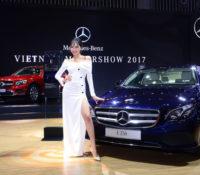 Mercedes-Benz Việt Nam sẽ giới thiệu xe mới tại VIMS 2017