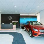 Đại lý Mercedes-Benz  Vinh