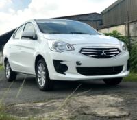 """Mitsubishi Attrage phiên bản """"rút gọn"""" ra mắt, giá chỉ 422 triệu đồng"""