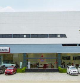 Đại lý Ô tô Mitsubishi Vinh