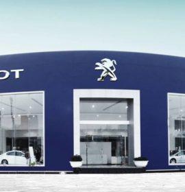 Đại lý Peugeot Vinh