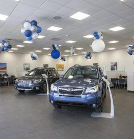 Đại lý Subaru Vinh