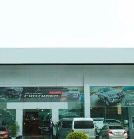 Đại lý Toyota Quảng Bình
