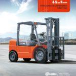 Công ty TNHH xe nâng Bình Minh