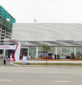 Đại lý Toyota Bắc Ninh
