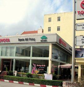 Đại lý Toyota Hải Phòng