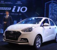 Hyundai Grand i10 dẫn đầu trong nhóm xe cỡ nhỏ