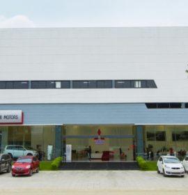 Đại lý Ô tô Mitsubishi Hà Tĩnh