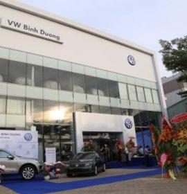Đại lý  Volkswagen Bình Dương