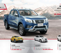 Chương trình khuyến mại Nissan tháng 11