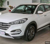 Hyundai Tucson 2.0L 4WD Premium có giá hơn 38.000 USD ở Malaysia