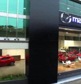 Đại lý Mazda Quảng Bình
