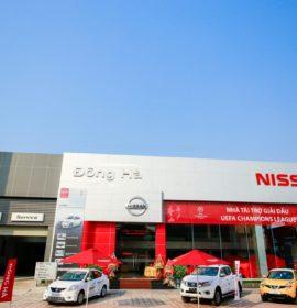 Đại lý Nissan Quảng Trị