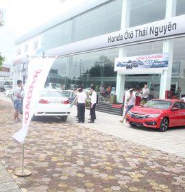 Đại lý Honda Ôtô Thái Nguyên