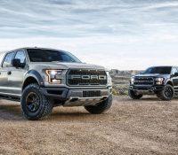 10 mẫu ôtô bán chạy nhất thị trường Mỹ năm 2017