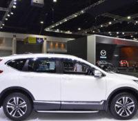 Làm đẹp cho Honda CR-V 7 chỗ với 35 triệu đồng
