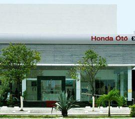 Đại lý Honda Ô Tô Đà Nẵng