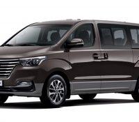 Hyundai Grand Starex 2018 trình làng
