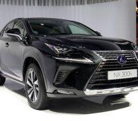 1,5 tỷ đồng là sắm được Lexus NX 300h mới toanh