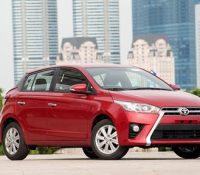 5 sedan hạng B bán chạy nhất năm 2017 tại Việt Nam