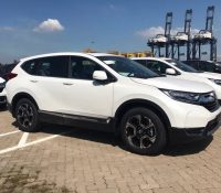 Honda CR-V 2018 cập cảng, sẽ đến tay khách hàng trước Tết