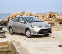 Toyota Vios là xe ăn khách nhất Việt Nam năm 2017