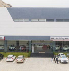 Đại lý Mitsubishi Quảng Bình