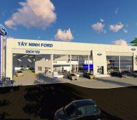 Ford Tây Ninh chính thức khai trương