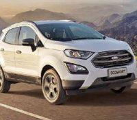 Ford Ecosport 2018 ra mắt ở Việt Nam