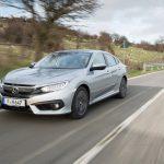 Honda Civic 2018 có phiên bản máy dầu siêu tiết kiệm