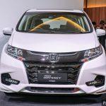 Honda Odyssey 2018 ra mắt tại giá từ 65.000 USD