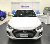 Chi tiết Hyundai Elantra Sport giá 729 triệu đồng tại Huyndai Vinh