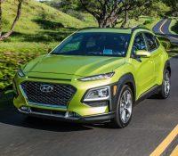 Hyundai Kona giá từ 19.500 USD, bắt đầu bán ra từ tháng 3