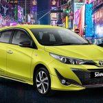 Cận cảnh Toyota Yaris 2018 mới ra mắt